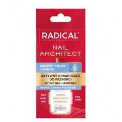 FARMONA RADICAL NAIL ARCHITECT AKTYWNY UTWARDZACZ DO PAZNOKCI 12ML