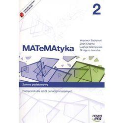 MATeMAtyka 2 Podręcznik Zakres podstawowy (opr. miękka)