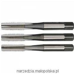 Zestaw gwintowników ręcznych M30 x2 HSS
