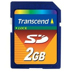 Transcend Karta SD 2GB
