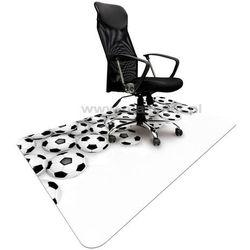 Podkładka ochronna ze wzorem 049 - pod fotel obrotowy - 120x180cm - grubość 1,3mm