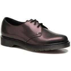 promocje - 20% Buty sznurowane Dr. Martens 1461 w Damskie Fioletowe Dostawa 2 do 3 dni