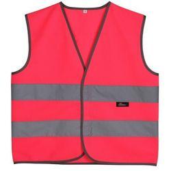 Kamizelka dziecięca ostrzegawcza VWEN01-C ( różowa )