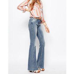 M.i.h Jeans Stevie High Waist Flare Jeans - Blue