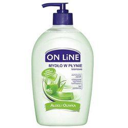 On Line, Aloes, mydło w płynie, 500ml