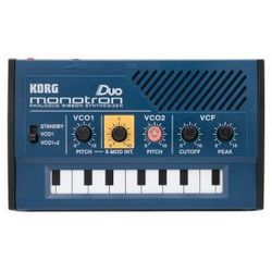 Syntezator Korg Monotron Duo
