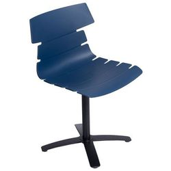 Krzesło obrotowe Techno One - niebieski