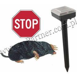 Solarny odstraszacz kretów LED