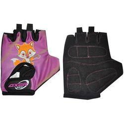Rękawice rowerowe dziecięce AXER SPORT A0799 (rozmiar XXS)