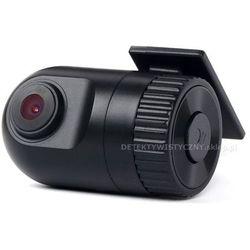 Samochodowy rejestrator trasy z kamerą HD i czujnikiem wstrząsu