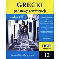 Grecki. Podstawy Konwersacji + Cd (opr. miękka)
