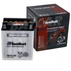 Akumulator motocyklowy Novelbat YB14L-B2 12V 14Ah 160A (EN)