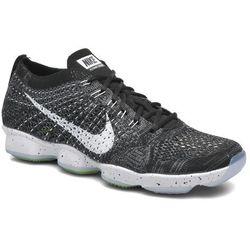 Buty sportowe Nike Wmns Nike Flyknit Zoom Agility Damskie Czarne 100 dni na zwrot lub wymianę