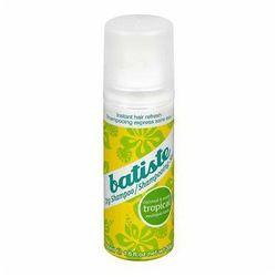 BATISTE Dry Shampoo suchy szampon do wlosow TROPICAL 50ml