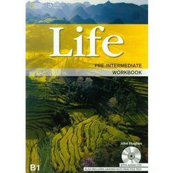 Life Pre-Intermediate Ćwiczenia + CD (opr. miękka)