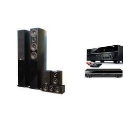YAMAHA RX-V579 + BD-S677 + TAGA BLUE - Kino domowe - Autoryzowany sprzedawca