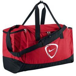 NIKE Torba Sportowa CLUB TEAM DUFFEL L BA4871-651 - Czerwony