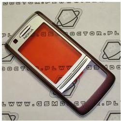 Obudowa Nokia 6280 przednia fioletowa