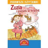 Zuzia i piesek w kratkę (opr. broszurowa)