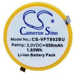 Verifone 802B-WW-M05 550mAh 1.65Wh Li-Ion 3.0V (Cameron Sino)