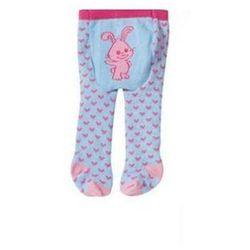 Rajstopki dla lalek Baby Born króliczek