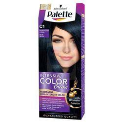 Palette Intensive Color Creme Farba do włosów Granatowa Czerń nr C1