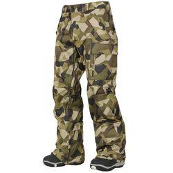 spodnie Burton Poacher - Forest M13 Camo