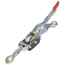 Wciągarka linowa 1815 kg z dwoma kołami zębatymi Zapisz się do naszego Newslettera i odbierz voucher 20 PLN na zakupy w VidaXL!