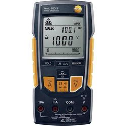 Multimetr cyfrowy testo 760-3, 0590 7603