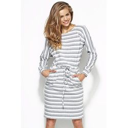Sukienka w paski al23