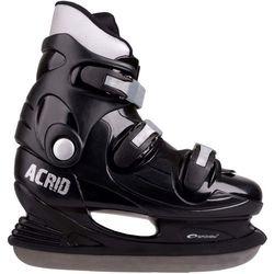 Łyżwy hokejowe SPOKEY Acrid Rent (rozmiar 45) + DARMOWY TRANSPORT!