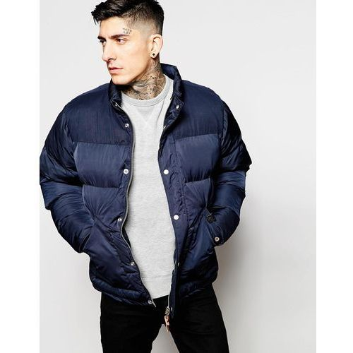 Fat Moose Canada Insulated Jacket - Navy