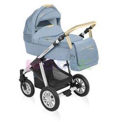 Wózek wielofunkcyjny Lupo Dotty Baby Design (Denim niebieski)