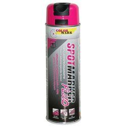 Colormark SPOTMARKER FLUO farba w aerozolu różowa