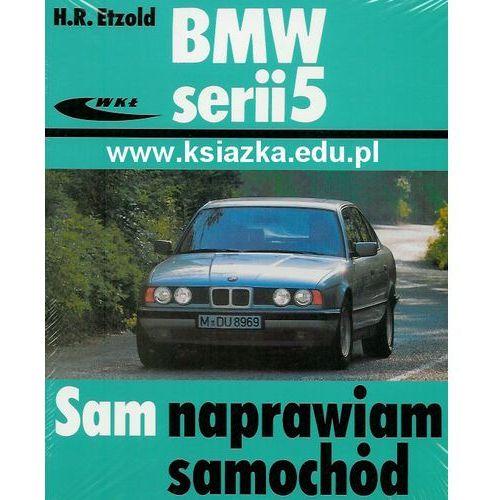 BMW SERII 5 SAM NAPRAWIAM SAMOCHÓD (opr. miękka)