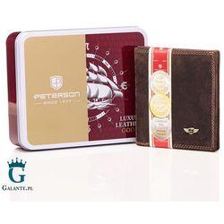 4c102f869c930 portfele portmonetki maly portfel meski ochnik sw 5727 niebieski (od ...