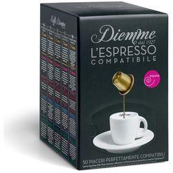Diemme MENTE 50 kapsułek do Nespresso
