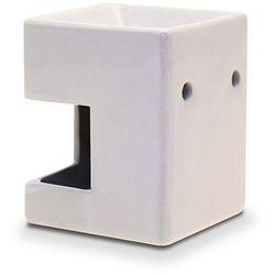Kominek zapachowy Kwadrat biały