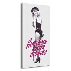 Marilyn Monroe (Hat) - Obraz na płótnie
