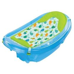 Summer Infant, Sparkle'n'Splash, wanienka z wkładką Darmowa dostawa do sklepów SMYK