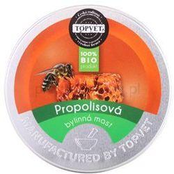 Topvet Body Care ziołowa maść propolisowa + do każdego zamówienia upominek.