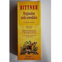 Zioła Bittner'a Pervivo płyn doustny - 50 ml