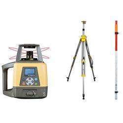 Niwelator Laserowy Topcon RL-200 2S + statyw SJJ35 + łata laserowa 2,4m (LS-24)