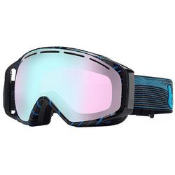 okulary Bollé Gravity - Black & Blue Waves/Mudulator Vermillon Blue