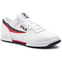 Sneakersy FILA Original Fitnes 1010492.150 WhiteFila NavyFila Red