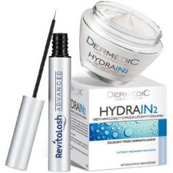 Revitalash - Eyelash Advanced Conditioner + Intensive Moisturizing Cream - Odżywka do rzęs i brwi Revitalash 3,5 ml + Krem intensywnie nawilżający HYD Ten produkt jest w ofercie promocyjnej - sprawdź ją teraz !