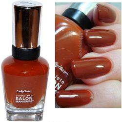 Sally Hansen Complete Salon Manicure 844 Clay Lakier Matowy
