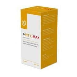 F-VIT C MAX WITAMINA C 60 porcji