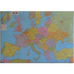 Mapa ścienna Europa administracyjno-drogowa 1:2 600 000 Freytag & Berndt