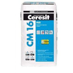Klej elastyczny FLEX CM 16 25kg Ceresit